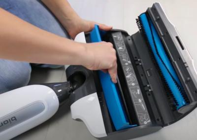 Takarítás tipp I Thomas bionic porszívó és felmosó teszt